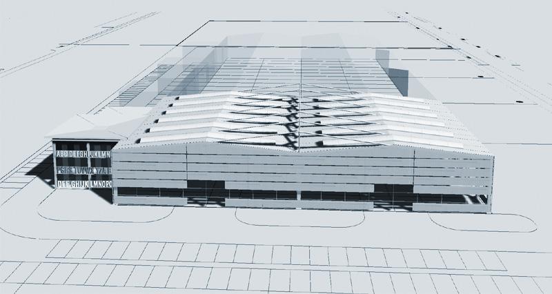 Obrázky ke článku: Univerzální průmyslová hala pro rozvojové zóny