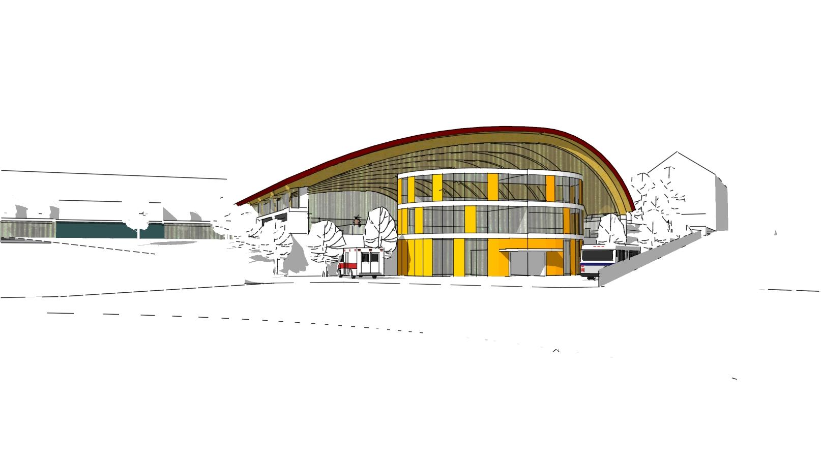Obrázky ke článku: Architektonické, urbanistické a konstrukční soutěže