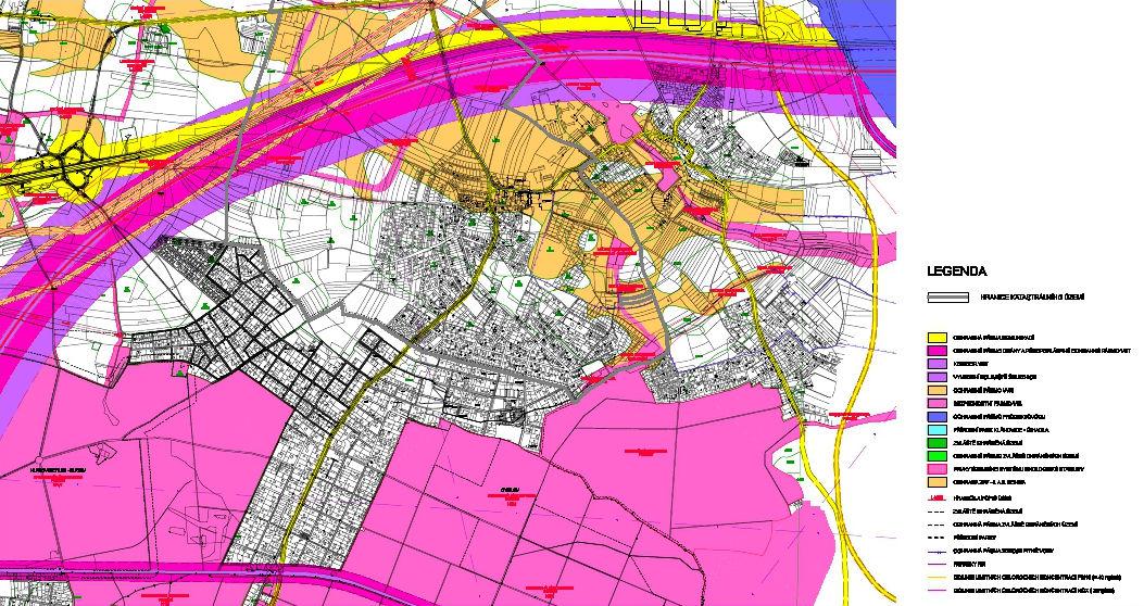 Obrázky ke článku: Územní plán